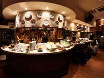【イル・キャンティ・エスト】朝食は人気のイタリアンレストランで・・・