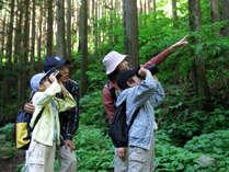 【コテージ◇素泊り】~野鳥の森で森林浴~御池の麓でアウトドア三昧♪キッチン設備充実!