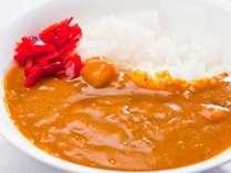 無料カレー♪【夕食は限定30食】(18:00~20:00)