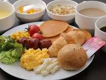 【じゃらんスペシャルウィーク】ビュッフェ式朝食付き☆彡満腹プラン