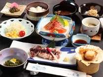 和食膳の献立一例 ※写真はイメージです