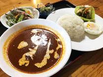 【1F食堂】オーナー特製名物KOZAカレーライス