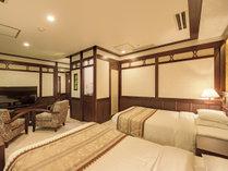 【浪漫ルーム】客室一例 30平米