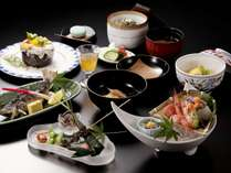 【季節会席】お料理一例