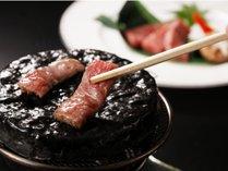 【能登牛と地魚会席】石川県が誇る能登牛。とろけるような食感をお楽しみください。