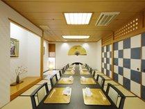 加賀料理まほろば お座敷(最大12名様)※ご予約制、別途来室料を頂戴いたします。
