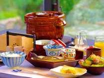 【朝食】朝日とともにいただく和朝食