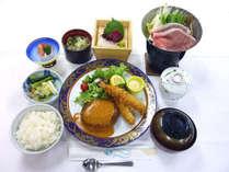 和定食料理イメージ/予告なく内容が変更になる場合がございます。