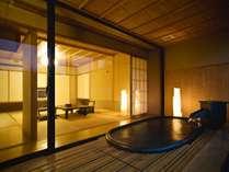 【新館 翠】露天風呂付客室13畳