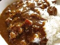 カレーライス、信州そば、山菜天ぷら食べ放題