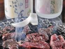 北見は焼肉の街としても有名です。四条ホルモンさんの新鮮なお肉を、豪快に焼き上げてお召し上がり下さい!