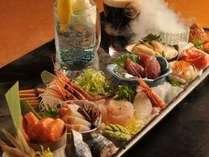 地元で人気の居酒屋「蛍屋」さんのお刺身は、北海道産にこだわった新鮮な食材が魅力です!