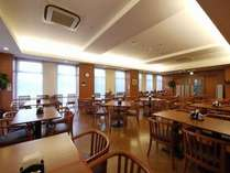 バイキング朝食会場「レストラン花茶屋」は、6:30~9:00の営業となります。