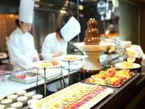 グランドブッフェ デザートコーナー※写真はイメージです。