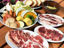 手ぶら&選べるお肉のBBQセット