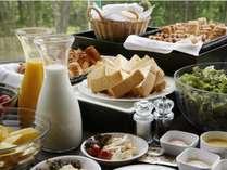 朝食(和洋バイキング)