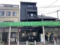 Ben's Guesthouse Kyoto 外観