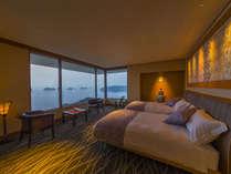 6畳の和室、53平米のリビングとジャグジー付きお風呂、合計127平米のお部屋。