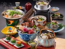 ◆参宮会席◆ 料理長が厳選して仕入れた伊勢志摩の旬を(写真はイメージ)