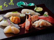 寿司ミニ会席一例