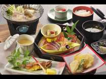 ボリューム控えめ 少食の方や追加して食べたい方へオススメ!味覚巡りプラン〈冬〉