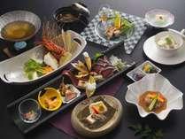 伊勢海老や藁焼き鰹たたきなどワンランク上の料理でおもてなし。土佐美食プラン
