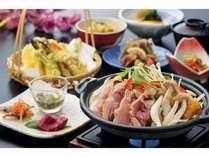 ■楓~地鶏味噌陶板焼~プラン
