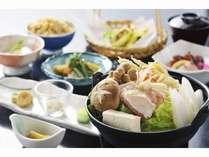 ■華~鶏鍋会席~プラン