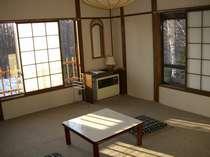 日当たりが良い和室