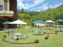 【ガーデンビュー確約】客室からみる高原の「新緑景色」宿泊プラン