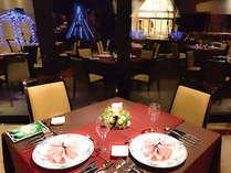 【高原で過ごすXmas!】クリスマス・フレンチ「牛ホホ肉コース」ディナー満喫☆宿泊プラン