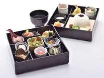 【ご朝食】旬の食材をふんだんに使用した「四季彩御膳」(個数限定)