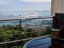 プライベートなひとときを過ごす露天風呂付客室◆月昇宮◆