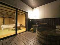 露天風呂付き客室☆月昇宮☆