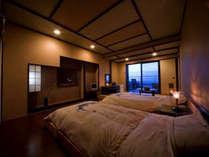 ◆露天風呂付客室でチョット贅沢なひとときを…◇月昇宮◇