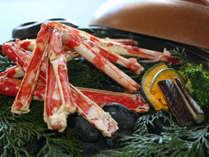 深海の魚といえばタカアシガニが有名です。そのタカアシガニを鉄板焼きで