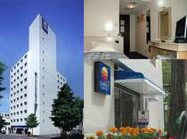 写真:コンフォートホテル札幌南3西9