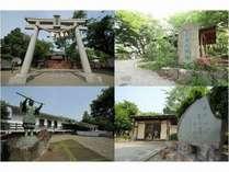 太田市内は歴史を感じる事の出来るスポットが点在しております♪