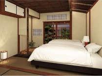 寝室(イメージ)