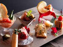 淡路島西浦に揚がる魚介の造りや旬の鍋料理、淡路牛を使った一品を鐸海流キュイジーヌで(写真はイメージ)
