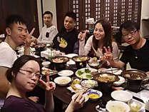 *お客様/「居酒屋風」民宿で、新潟の美味しいお酒と日本海の海の幸に舌鼓♪