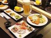 *料理一例/日本海産の自慢のお料理についついお酒も進みます