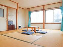 *和室12畳(黒姫山)/ご家族やグループにおすすめの広々和室