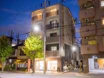 京都・円町 ジャパニングホテルモダニー