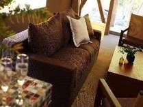 メゾネット・スイート        客室+プライベートガーデン、約160平米以上ある贅沢な空間