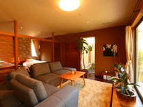 【NEMUスイート雪】2018/12/15に客室リニューアル!リビングがフラット化してさらに快適空間に