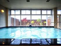 *大浴場一例/とろみのある温泉で湯上がりはお肌がしっとりすると好評です。