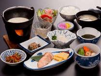 """【平日限定】名物""""豆腐鍋""""付き!朝食のみプラン(ビジネス利用歓迎)"""