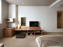 *【客室一例/和モダンルーム(20平米)】2016年3月に新設した畳敷のお部屋です。
