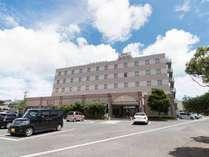 *【外観】銚子でのお仕事、観光の際には是非当館へ。